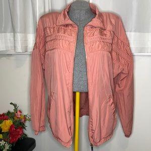 Peach Cotton On Lightweight Jacket